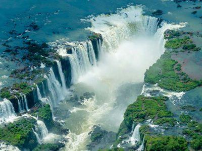 Foz do Iguaçu - Crédito: Enaldo Valadares