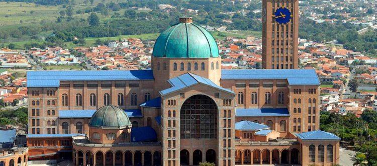Basílica de Nossa Senhora Aparecida - Destinos Religiosos